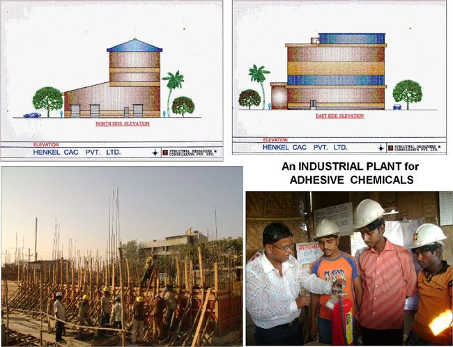 Industrial Plant for CAC
