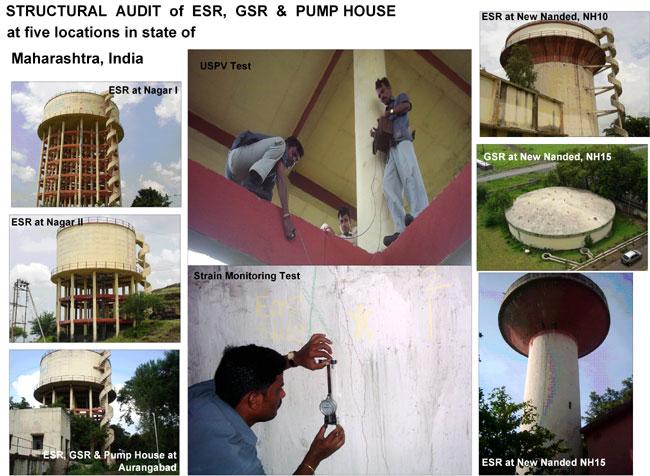 Repair - Structural Audit of ESR GSR Structures