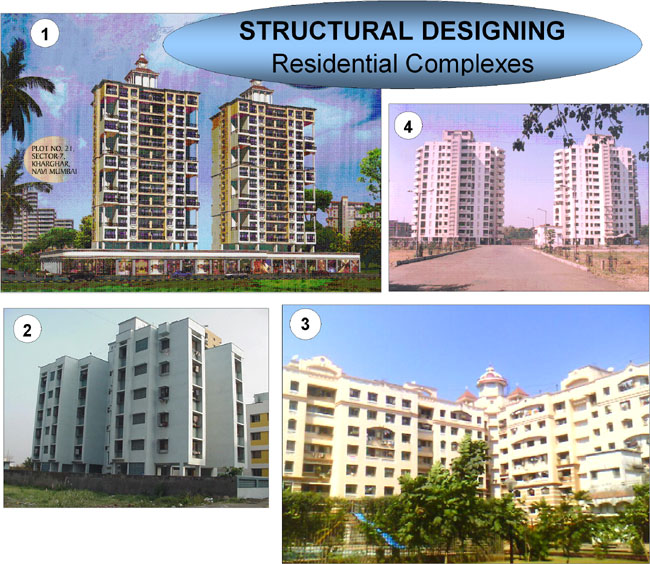 Structural Designing for Residential Complexes