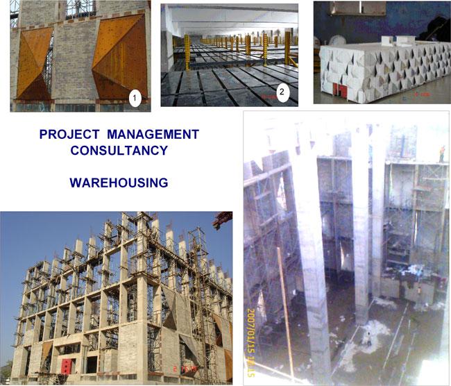 Structural - Warehoue at Mahape